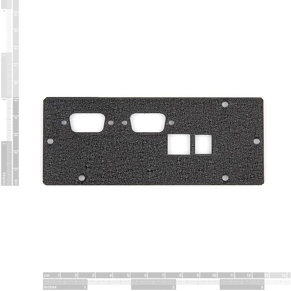 Chameleon Faceplate - Olimex SAM7 P256