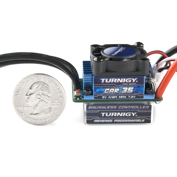 Turnigy Brushless 35A ESC