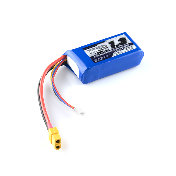 Polymer Lithium Ion Battery Pack - 1300mAh 11.1v