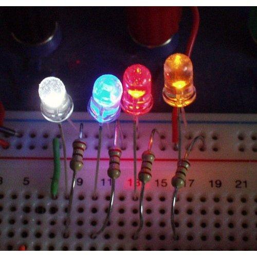 LED - Super Bright Red