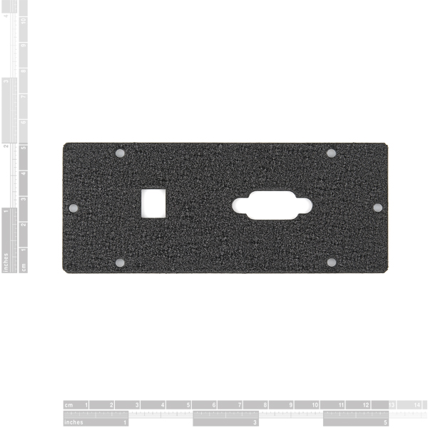 Chameleon Faceplate - Olimex P28