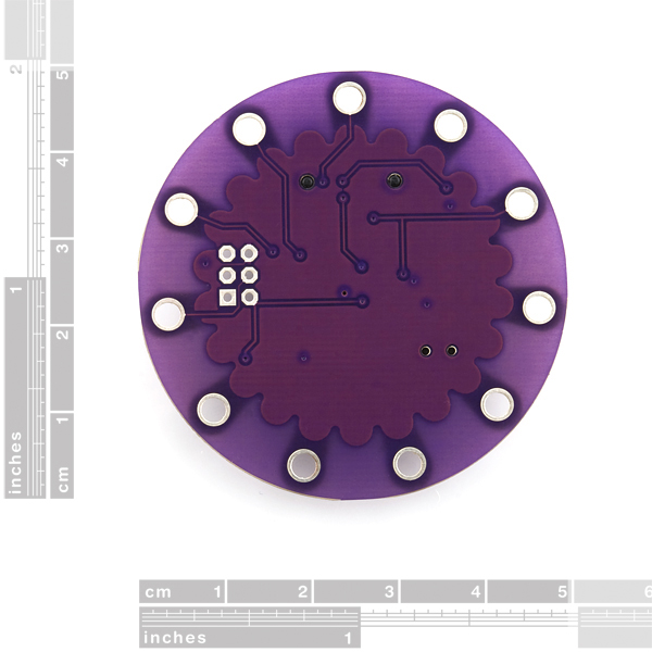 LilyPad Arduino Simple Board (Old-School)