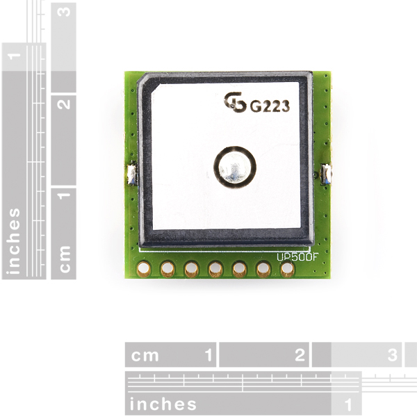 65 Channel SUP500F 10Hz GPS Receiver with Smart Antenna