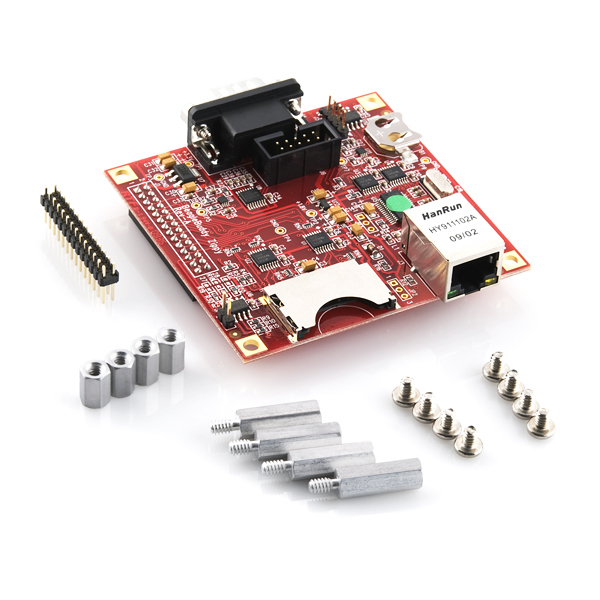 BeagleBuddy Zippy Ethernet Combo Board