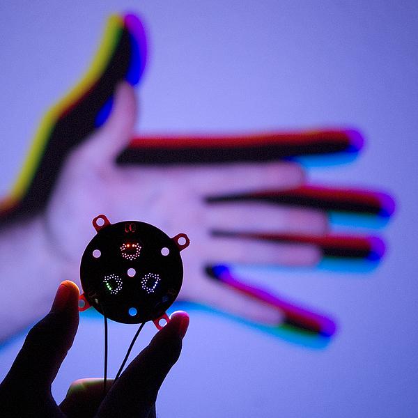 Luxeon Rebel LED Breakout - RGB Triple Play