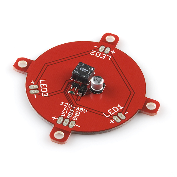 SparkFun Luxeon Rebel LED Single Driver