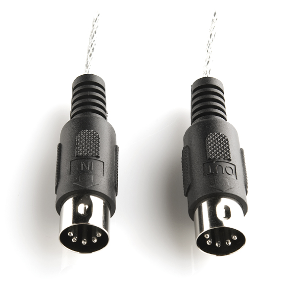 MIDI Cable - 3m