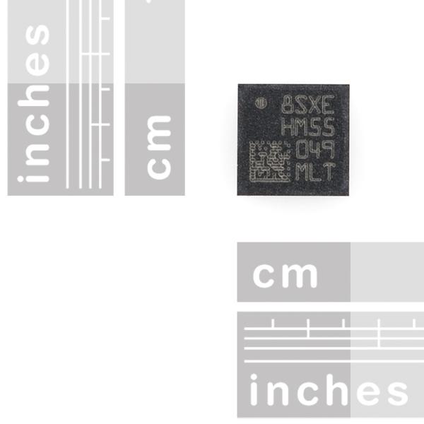 LSM303DLH - Tilt Compensated Compass