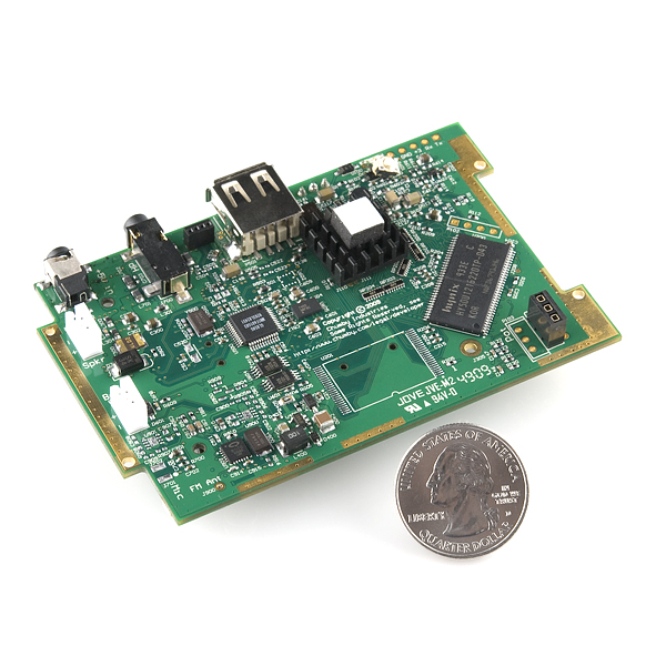 Chumby Parts - Gen 1 Motherboard (refurbished)