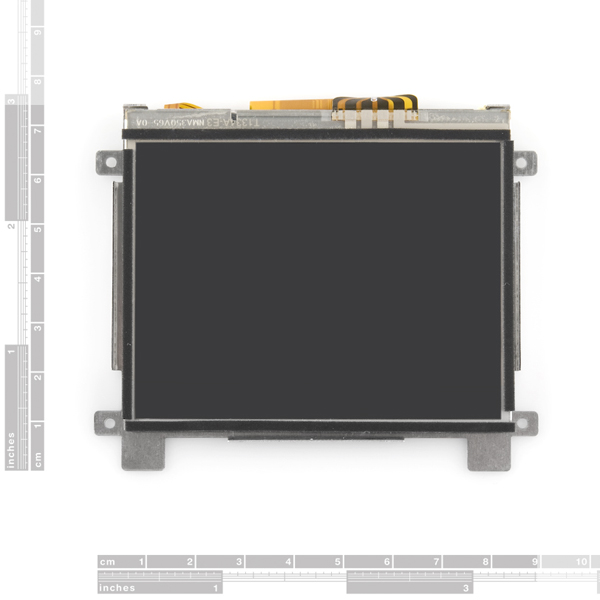 "Chumby Parts - 3.5"" Touchscreen LCD (refurbished)"