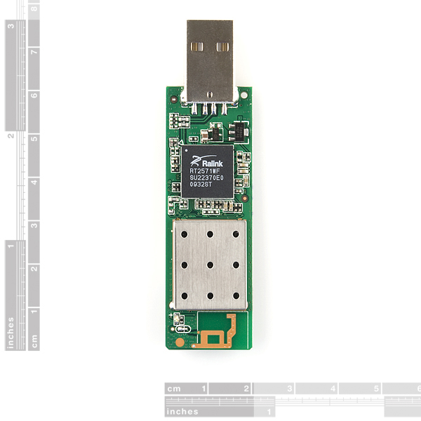 Chumby Parts - RT73 WiFi Card (refurbished)
