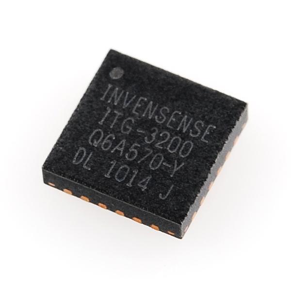 Triple-Axis Digital-Output Gyroscope - ITG-3200