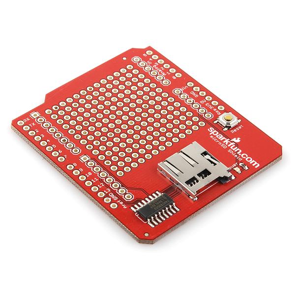 microSD Shield