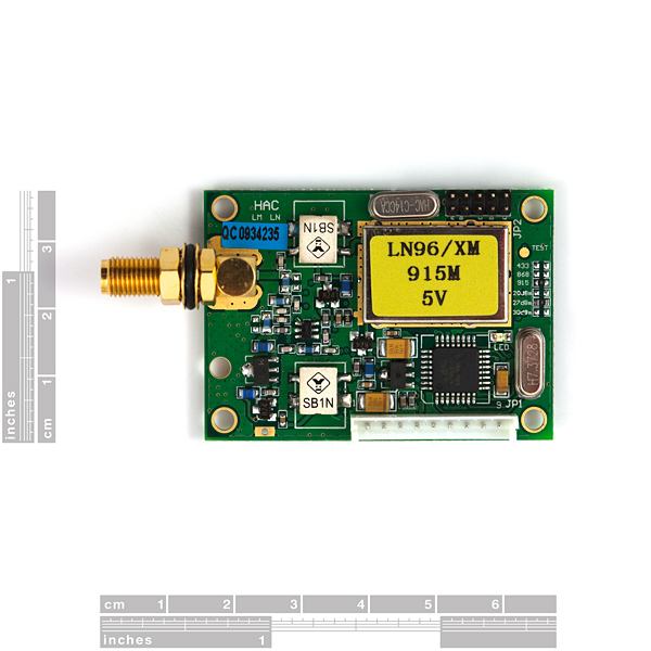 Modem Long Range 915MHz: LN96 - Includes Antenna and Cable