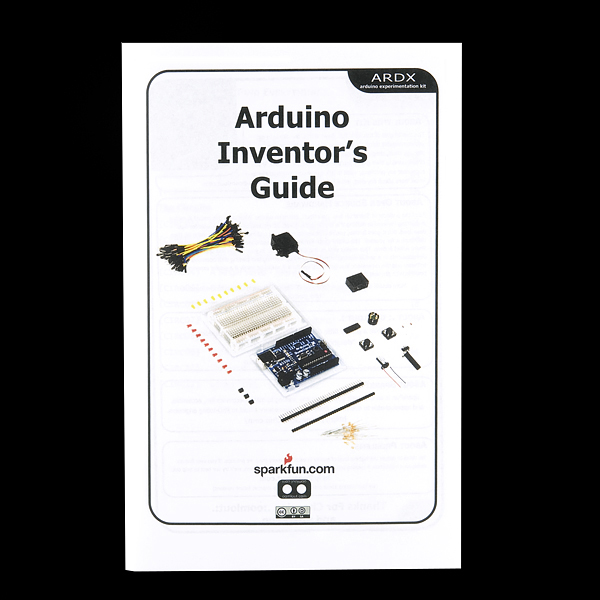 SparkFun Inventor's Kit Manual