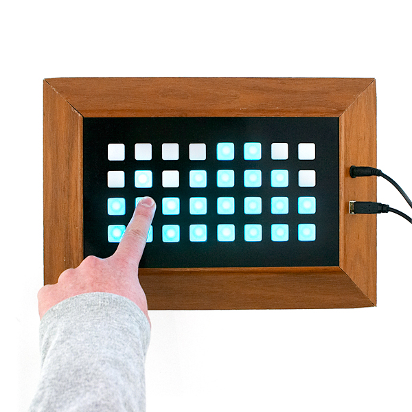 Button Pad Controller USB