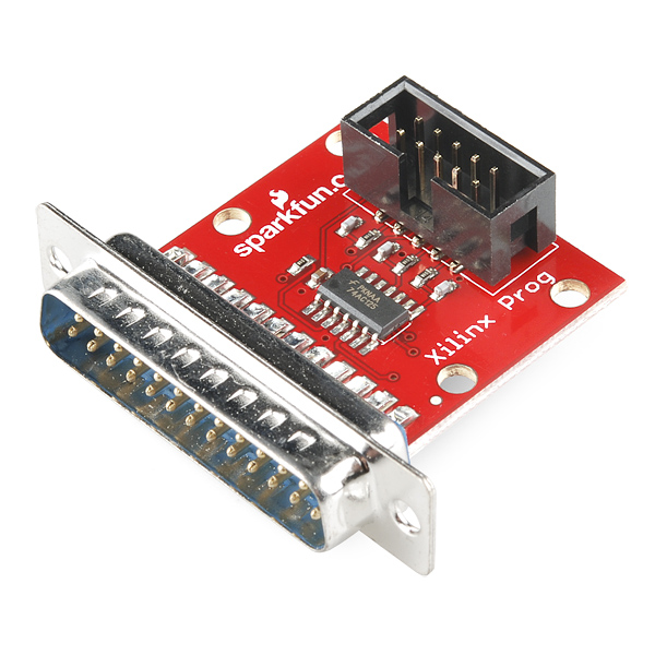Xilinx FPGA Parallel Programmer