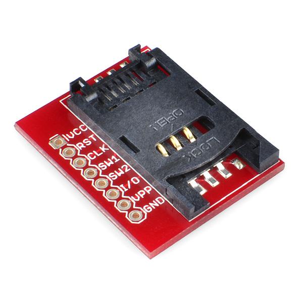 SparkFun SIM Card Socket Breakout