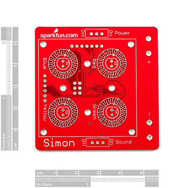 Simon Says - Surface Mount Soldering Kit