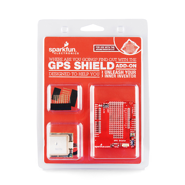 GPS Shield Retail