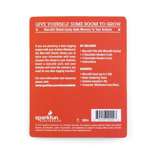 microSD Shield Retail