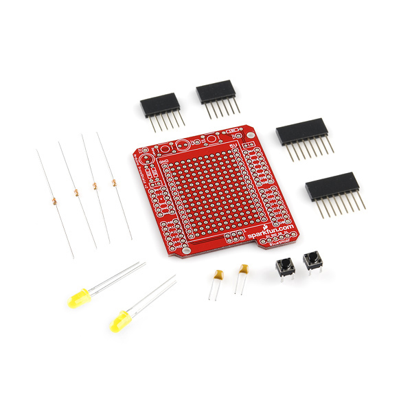 Arduino ProtoShield Kit Retail