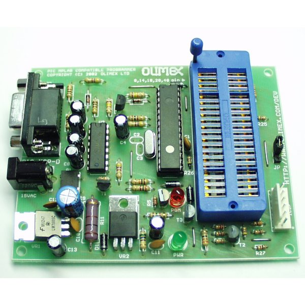 MPLAB Compatible ZIF Programmer (Sale)