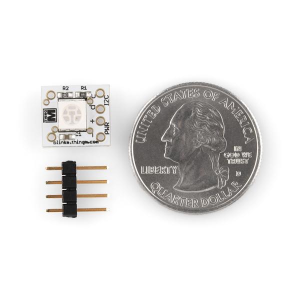 MinM - Miniature BlinkM