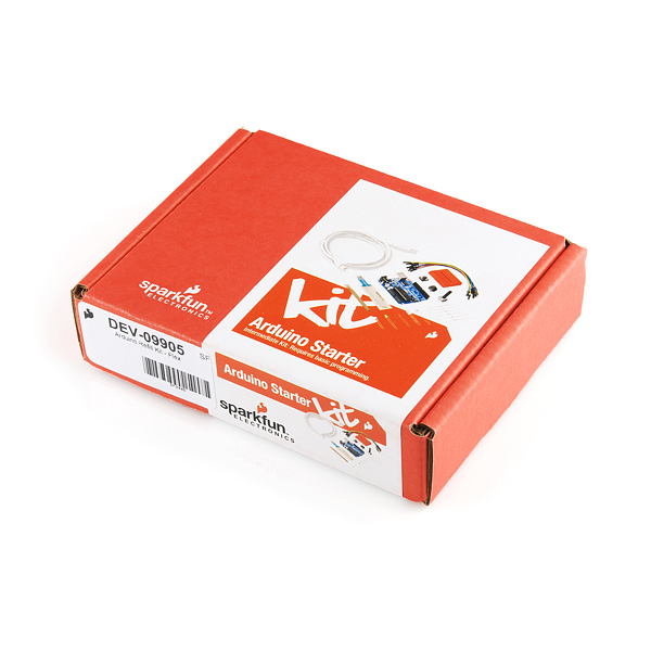 Starter Kit for Arduino - Flex (Old-School)