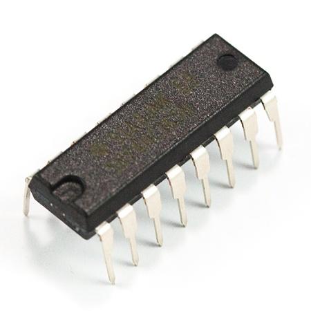 Serial/Analog Mux/Demux - 74HC4052