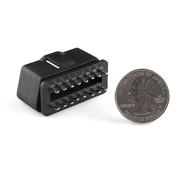 OBD-II connector