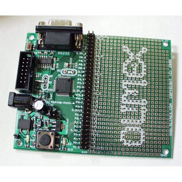 Prototype Board for MSP430F169