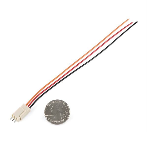Molex Jumper 3 Wire Assembly