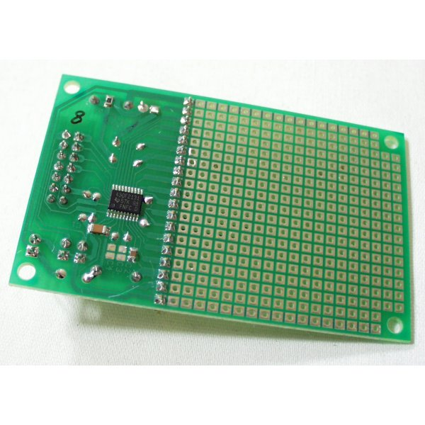 Prototype Board for MSP430F2131