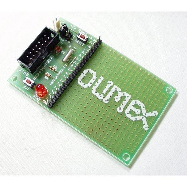 Prototype Board for MSP430F2131