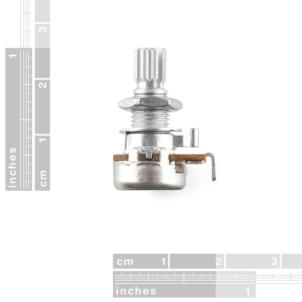 Rotary Potentiometer - 4.7k Ohm, Linear