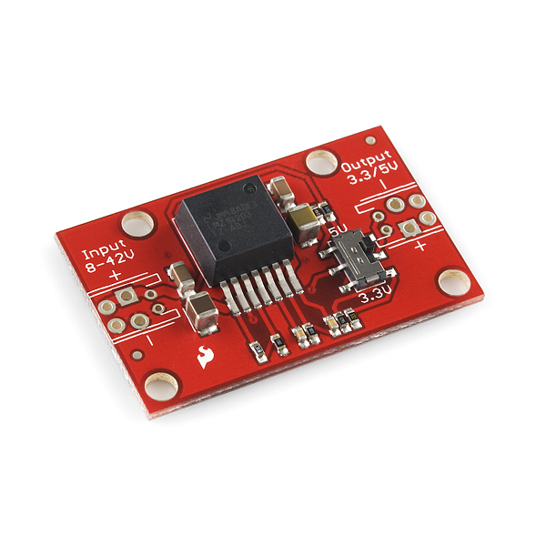 Simple Switcher Power Module - LMZ14203 Breakout