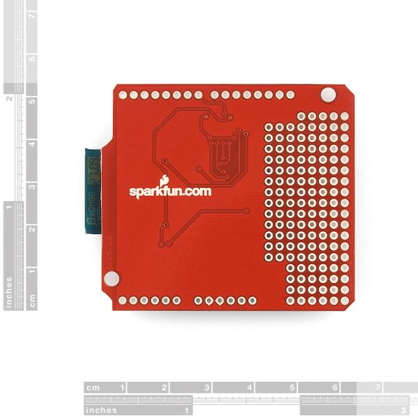 SparkFun WiFly Shield