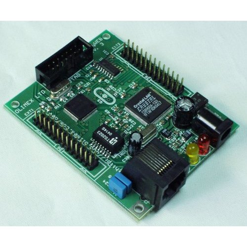 EasyWEB3 Fully Assembled Internet Board
