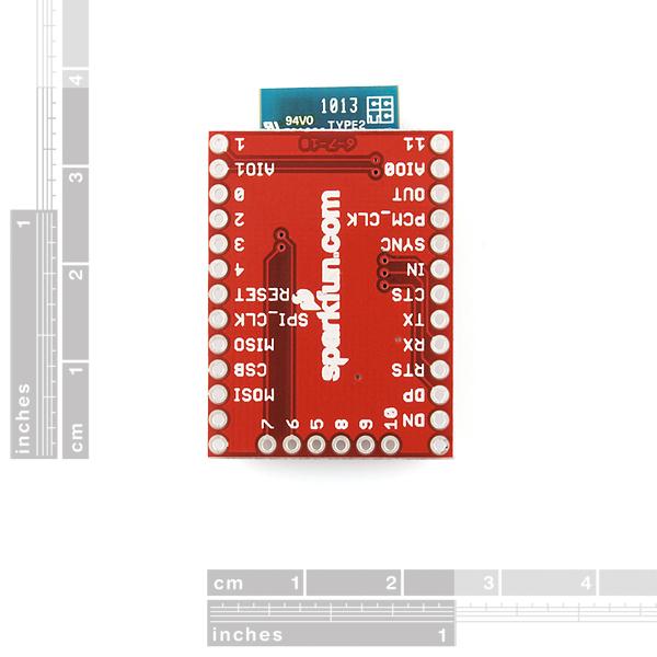 Bluetooth DIP Module - Rayson BTM-182
