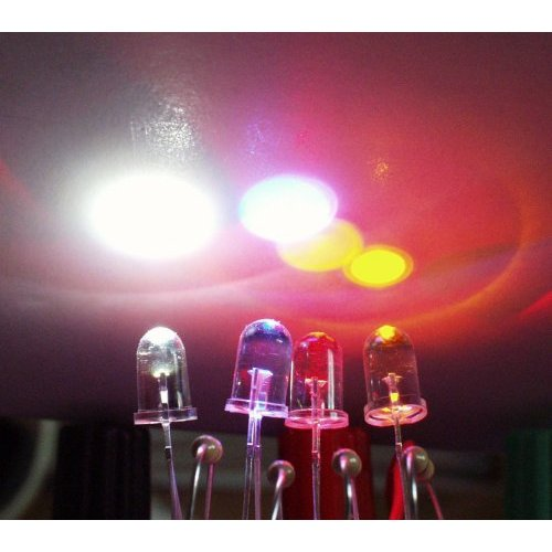 LED - Super Bright Red (100 pack)