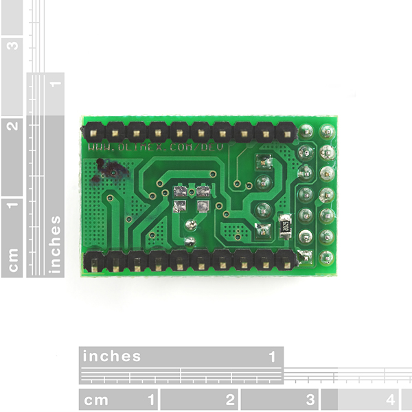 Header Board for MSP430F2131