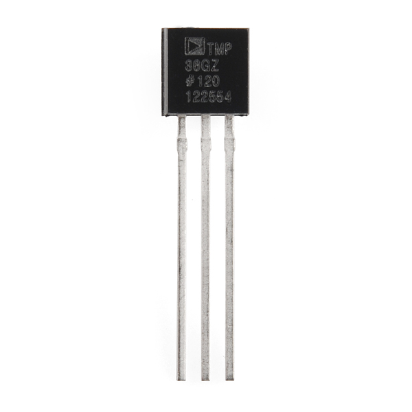Temperature Sensor - TMP36