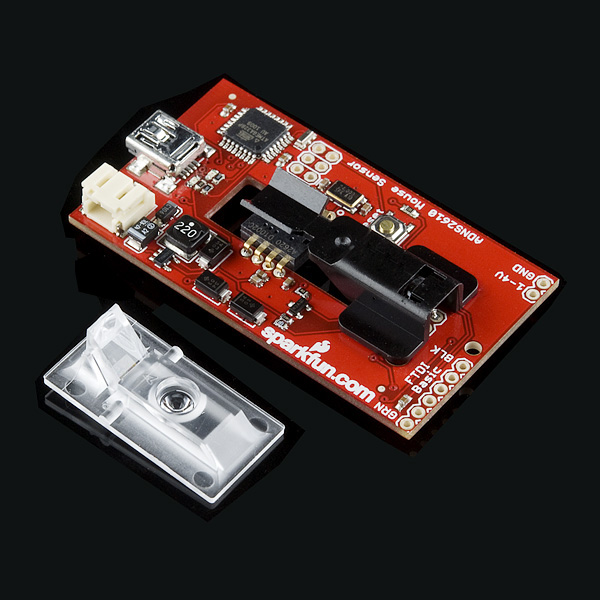 ADNS2620 Mouse Sensor Evaluation Board