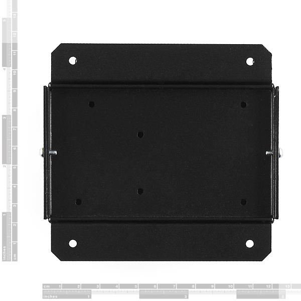 Crib for Arduino - Metal Enclosure