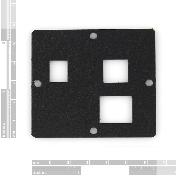 Crib for Arduino - Ethernet Faceplate