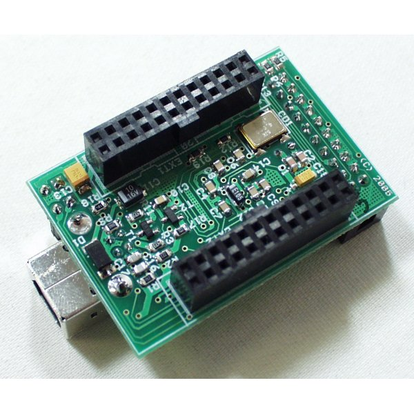 Header Board STR711 ARM