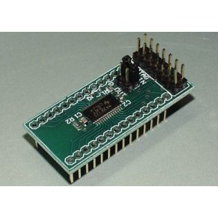 Header Board for MSP430F123