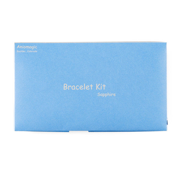Bracelet Kit - Ruby (Red)