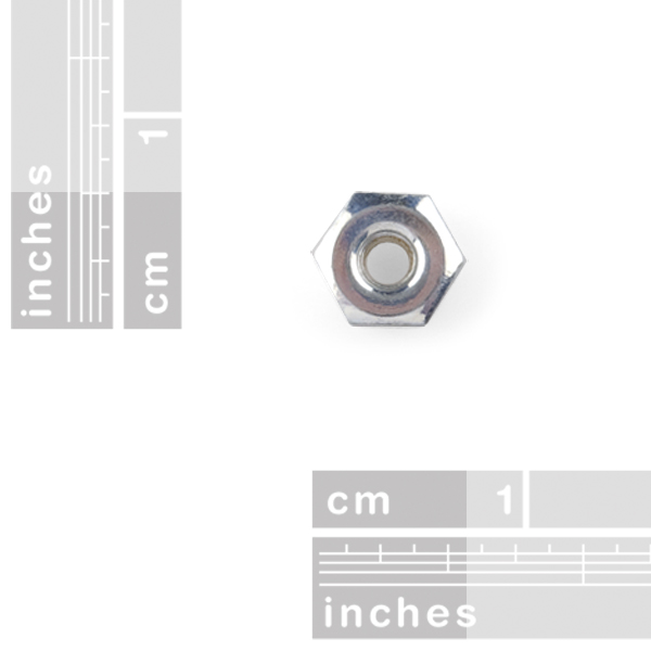 Nut - Nylon Locknut (4-40)